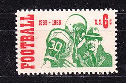 USA 1969 Football 1v ** Mnh (36243A) - Etats-Unis