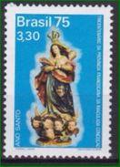 Brasilien 1975. Religion Mi: 1494 **,  Madonna Mit Kind - Christianisme
