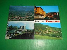 Cartolina Saluti Da Traona ( Sondrio ) - Vedute Diverse 1970 Ca - Sondrio