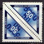 Böhmen Und Mähren 1939 Mi 52 KS ** [241213III] @ - Besetzungen 1938-45