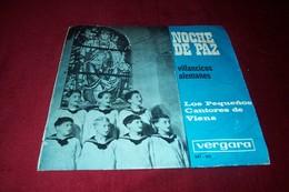 NOCHE DE PAZ ° VILLANCICOS ALEMANES ° LOS PEQUENOS CANTORES DE VIENA - Religion & Gospel