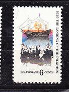 USA 1970 The Landing Of Te Pilgrims 1v ** Mnh (36243WB) - Etats-Unis