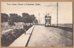 Dublin Howth To Dollymount Tram   Ir168 - Dublin
