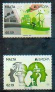 Malte / Malta 2016 - Europa, Pensez Vert! / Think Green! - MNH - Europa-CEPT