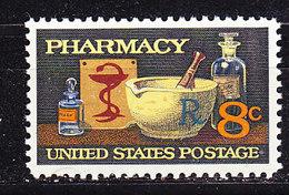 USA 1972 Pharmacy 1v ** Mnh (36243ZY) - Unused Stamps