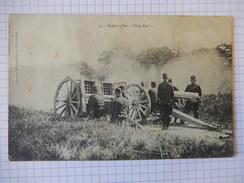 CPA - MILITAIRE - ECOLES A FEU - PIECE FEU ! - R2523 - Guerre 1914-18