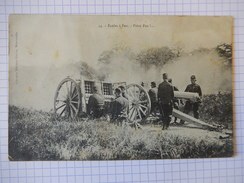 CPA - MILITAIRE - ECOLES A FEU - PIECE FEU ! - R2523 - Guerra 1914-18