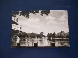 Allemagne- Carte Postale Ancienne De Windsbach: Waldstrandbad - Allemagne