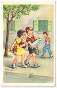 Jeanne LAGARDE - Enfants - JL 285-4 - Illustrateurs & Photographes