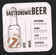 GRIEKENLAND   BIERVILTJE  GASTRONOMIC  BEER  SEPTEM - Sous-bocks