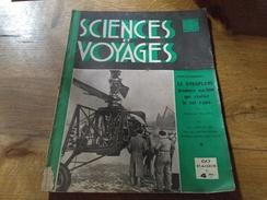 98/ SCIENCES ET VOYAGES N° 14 1936 LE GYROPLANE LE VOL RAME PREMIER HELICOPTERE VOIR SOMMAIRE EN PHOTO - 1900 - 1949