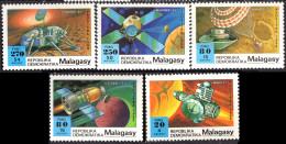 MADAGASCAR - Programme D'exploration De La Planète Mars - Madagascar (1960-...)