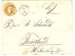 Sachsen, 1862, Selt. GA, Mi. 210.-   , #8373 - Saxe