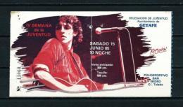 RAMONCIN  (año 1985) - Entradas A Conciertos