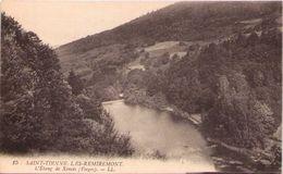 SAINT-ETIENNE-les-REMIREMONT - L'Etang De Xenois - Saint Etienne De Remiremont