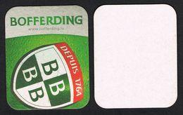 LUXEMBURG  BIERVILTJE  BOFFERDING - Sous-bocks