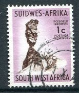 South West Africa - SWA - 1961-63 Definitives - Wmk. Coat Of Arms - 1c Finger Rock Used (SG 172) - South West Africa (1923-1990)
