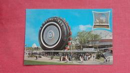 US Royal Tires New York Worlds Fair 1964-65------       Ref-2609 - Publicité