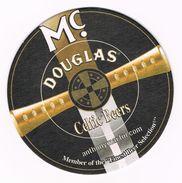 SCHOTLAND  BIERVILTJE  MC.DOUGLAS  CELTIC BEERS - Sous-bocks