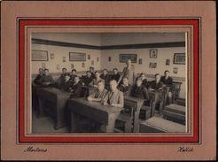 ORIGINELE GROTE FOTO ** ZELLIK  ** IN DE KLAS ROND 1930 - Asse