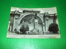 Cartolina San Colombano Al Lambro - Monumento Ai Caduti 1955 - Milano