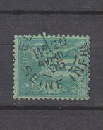 Yvert 75 Oblitéré Elbeuf - 1876-1898 Sage (Type II)