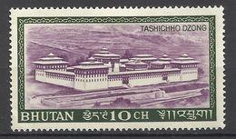 BHUTAN..1968..Michel # 193...MLH...MiCV - 5 Euro. - Bhutan