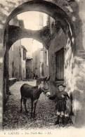 06 CAGNES  Une Vieille Rue - Cagnes-sur-Mer