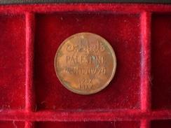 SYRIA -NICKEL-BRASS 1 PIASTRE 1933 - Syrië