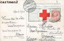 ALPINI IN TRINCEA VALLE GIUDICARIA INDIPENDENZA GUERRA CROCE ROSSA  ITALIA - Guerra 1914-18