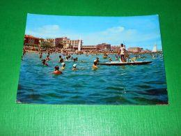 Cartolina Cattolica - Spiaggia 1960 #1 - Rimini