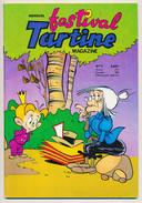 Bande Dessinée Festival TARTINE Magazine Mensuel N° 14 Octobre 1978  Toto   Bongo  Floc Le Chien Et Sammy - Autre Magazines