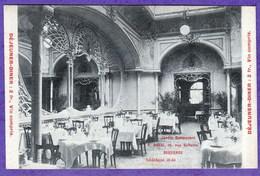 BORDEAUX - JARDIN RESTAURANT P. BEELI - 10, RUE VOLTAIRE - Bordeaux