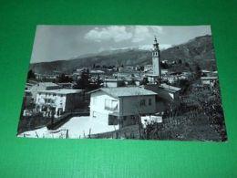 Cartolina Valdobbiadene - Panorama E Monte Grappa 1964 - Treviso