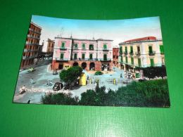 Cartolina Bitonto - Piazza Margherita 1965 - Bari