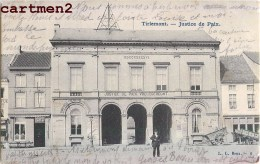 TIRLEMONT JUSTICE DE PAIX BELGIQUE - Belgique