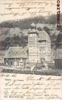TILLEUR LA TOURETTE WERRY-BECK LIEGE 1900 - België