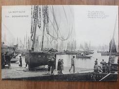 Douarnenez.sardiniers,pêcheurs.édition ELD 316. - Douarnenez