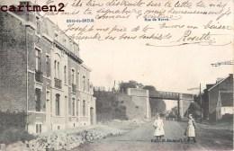 BOIS-DE-BREUX RUE DE HERVE LIEGE BELGIQUE - België