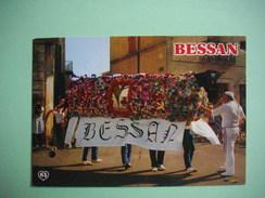 BESSAN  -  34  -  Sortie De L'Ane  -  HERAULT - France