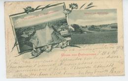 RUSSIE - LITUANIE - ALLEMAGNE - Gruss Aus STALLUPOENEN - NESTEROV (1900) - Russia