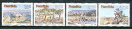 Namibia 1990 Landscapes Set MNH - Namibia (1990- ...)