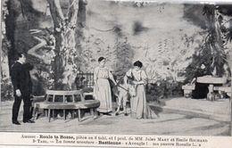 AMBIGU - Roule Ta Bosse - Pièce En 6 Tableaux De MM Jules Mary Et Emile Rochard - La Bonne Aventure - Bastienne (97790) - Teatro
