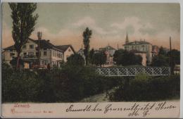 Uznach - Dorfpartie - Photo: Carl Künzli No. 631 - SG St. Gall