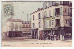 95 Bezons - Place Et Bureau De Tabac - Bezons