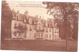 DEPT 25 - Le Chateau De NOVILLARS  - ORL - - France