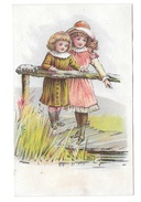 Daisy Household Oil Can Victorian Trade Card  Williams Mfg NY Bufford Lith Co - Trade Cards