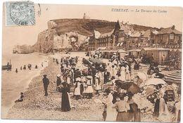 ETRETAT - 76 - La Terrasse Du Casino  - ORL - - Etretat