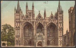 Peterborough Cathedral, Northamptonshire, C.1905 - GNR Photochrom Postcard - Northamptonshire