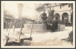 Santa Barbara Mission, California, C.1910s - AZO RPPC - Santa Barbara